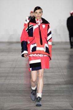 Christopher Raeburn, Mixing Prints, Fashion Studio, Trousers Women, Rain Jacket, Windbreaker, 21st, Winter Jackets, Menswear
