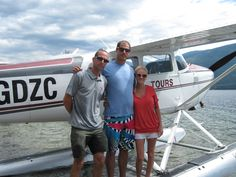 Assistant Captain, Ryan Getzlaf, Anaheim Ducks, surprises his fiance with a houseboat pickup and tour on the Shuswaps