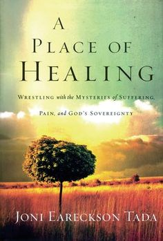 a journey through foundational questions about healing, suffering, pain, and hope.