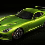 2014 SRT Viper Front Three Quarters
