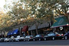 downtown Willow Glen, San Jose, CA