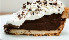 chocolate cream pie.  huckleberry cafe & bakery.  santa monica, CA