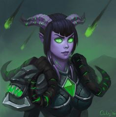 Draenei or Not by lowly-owly