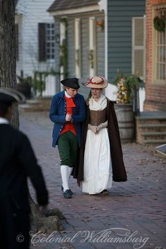 Christmas season .... Colonial Williamsburg's Historic Area.  Photo by David M. Doody