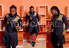 Yomi Casuals' The Redefined Man Lookbook - December 2013 - BellaNaija - 027
