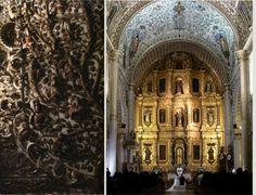 El Templo de Santo Domingo, Oaxaca, México.   Foto 2 por Diego Loza Cárdenas, Noviembre 2014. //