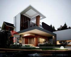 The 285 Best House Elevation 3d Power Images On Pinterest House