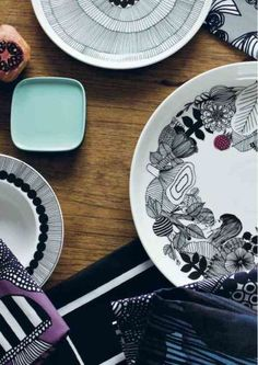 Please note, soft home furnishings & kitchen accessories are randomly cut from fabric, and therefore the pattern placement on your item may look different than shown online. Scandinavia Design, Kitchenware, Tableware, Marimekko, Signature Design, Table Linens, Home Collections, Kitchen Accessories, Home Furnishings
