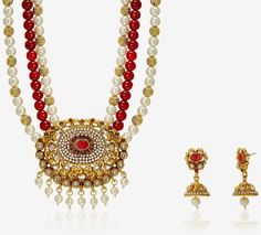 Sia Art Jewellery Set for Women (Multi-Color) (AZ1010)