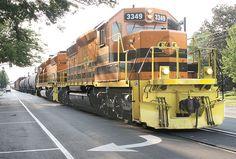 The newest railroad in Georgia, the Columbus & Chattahoochee