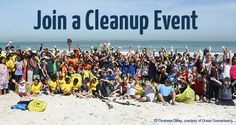 The Ocean Conservancy has been doing this for 26 years with their International Coastal Cleanup events. Last year 598,076 volunteers removed 9.2 million pounds of trash from 20,000 miles of coastlines. It's not a high tech or glorious solution, it's simple, and effective: get a bunch of people together and pick up trash.