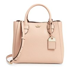 carter street by Kate Spade New York. Instantly refine your around-town style with a pebbled-leather satchel that provides timeless sophistication and plen...