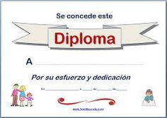 Resultado de imagen para modelo diploma para editar