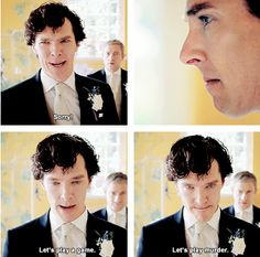 The sign of three teaser | Sherlock