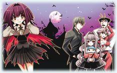 Cheeky Vampire. / Karin Chibi Vampire.