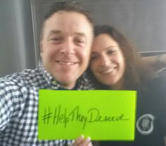 #HelpTheyDeserve - Board Member and PTSD Advocate, Nathalie truly understands