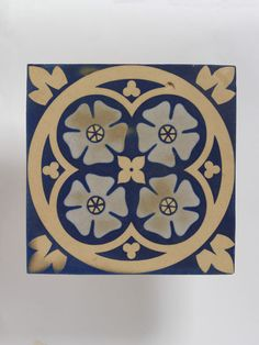 Tile | Pugin | V&A Search the Collections