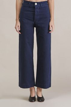 Sailor pant, Midnight
