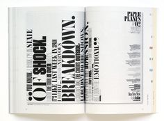 Designspiration — Magazine and Editorial Graphic Design Inspiration - MagSpreads