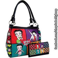 Cartoon Characters Betty Boop, Pudgy Backpacks, Coin Purses, Cross Body bag, Duffel Bags, Grocery / Shopping Bag, Hand Bags, Messenger Bags, Overnight Bag, Purses, Rucksacks, Satchels, Shoulder Bags, Totes, Wallets For Sale <3 Vegan GO TO: https://www.facebook.com/pg/shopforbettyboop/photos/?tab=album&album_id=1569401806697600