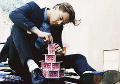 Leonardo DiCaprio for GQ Australia (February-March 2012)
