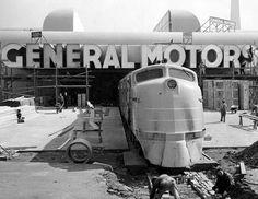 1939 World's Fair Construction