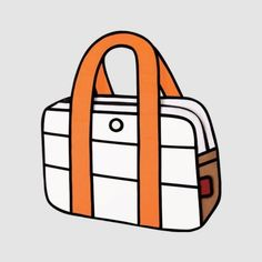 this is an actual bag, not a drawing