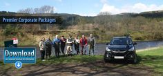 Speyfly fishing experience also provide fishing corporate packages for the beginners in Scotland.