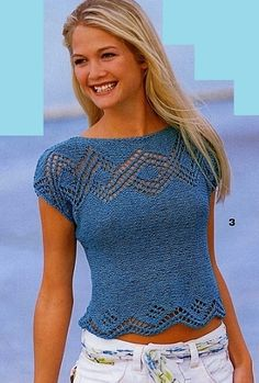 Вязание для женщин спицами. Схемы вязания спицами - Страница 85