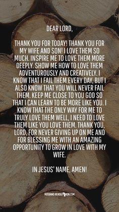 Marriage Prayer: Love Them Like Jesus