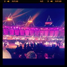 fsimmons1's photo  of Olympic Stadium on Instagram