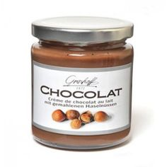 Crema de chocolate BELGA y avellanas. Todas las cremas de chocolate deberían ser cómo esta...