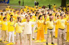 Life and Faith Celebrated at Worldwide Falun Dafa Day Activities | Falun Dafa - Minghui.org http://en.minghui.org/html/articles/2014/5/12/785.html