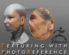 ZBrush Learning Series - Texturing with Photoreference