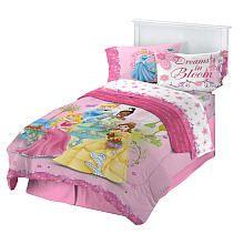 "Disney Princess ""Dreams in Bloom"" Twin Comforter Set - Franco Mfg - Babies ""R"" Us"