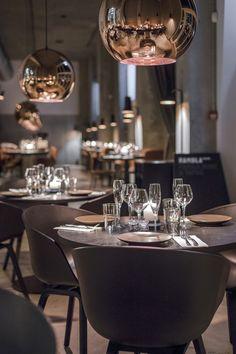 Rambla Bar & Grill - Mad, Drikke, Oplevelse, Design, Restaurant, København, Ørestad, Semko Balcerski