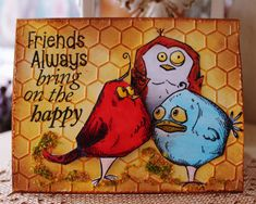 Friends+Always+Bring+onthe+Happy - Scrapbook.com