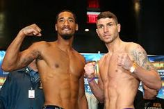 """Here is the tale of the tape for tonight's WBO junior middleweight title fight between Demetrius """"Boo Boo"""" Andrade and Brian """"The Lion"""" Rose!! http://www.potshotboxing.com/?p=2383"""