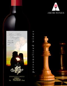 Got wines? Do you want customized wine labels? Yes, we can provide and ship the wine labels anywhere in the world. Graphic designing is free of charge. Labels are waterproof with an added layer of gloss lamination. Personalize your wines now! Wine Wedding Favors, Small Bottles, Personalized Wine, Wine Labels, Thank You Gifts, Whiskey Bottle, Wines, Ship, Graphic Design