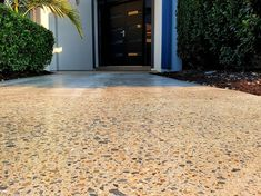 💥Flashback💥 This driveway was dangerous! The owners didn't realise the previous owners had laid indoor tiles over covercrete. Little did they know, they had a hidden beauty underneath!! Honed Concrete, Hidden Beauty, Flooring Ideas, Tiles, Indoor, Outdoor Decor, Home Decor, Room Tiles, Interior