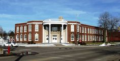 New Philadelphia, Ohio.. Tuscarawas County..Central Elementary- Where I attended K-6th grades.