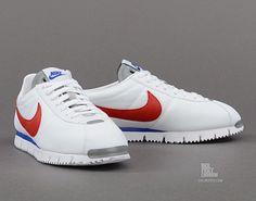 Zapatillas Nike Cortez, Nike Cortez Mens, Nike Shoes, Shoes Sneakers, Shoes Men, Gents Shoes, Sneaker Games, Nike Flyknit, Sneaker Boots