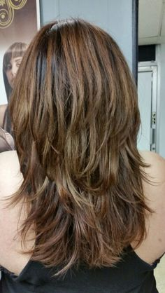 Balayage caramel ,,pravana,,, I love it