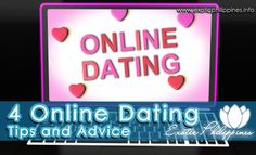 4 Online #Dating Tips and Advice http://www.exoticphilippines.info/2014/02/4-online-dating-tips-and-advice.html
