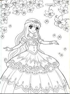 Coloring book Princess - Mama Mia - Picasa Web Albums