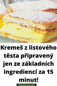 Vanilla Cake, Cheesecake, Food And Drink, Sweets, Cream, Desserts, Anna, Hampers, Kuchen
