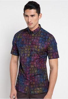 Model Baju Batik Pria Terbaru 2016