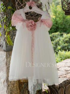 Picture of ROSALIA βαπτιστικό φόρεμα κορίτσι