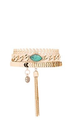 Siam Nights Bracelet Set