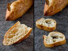 Großporig, hocharomatisch und zart-knusprig: Leserwunsch: Frankreichs bestes Baguette 1995 und 2006